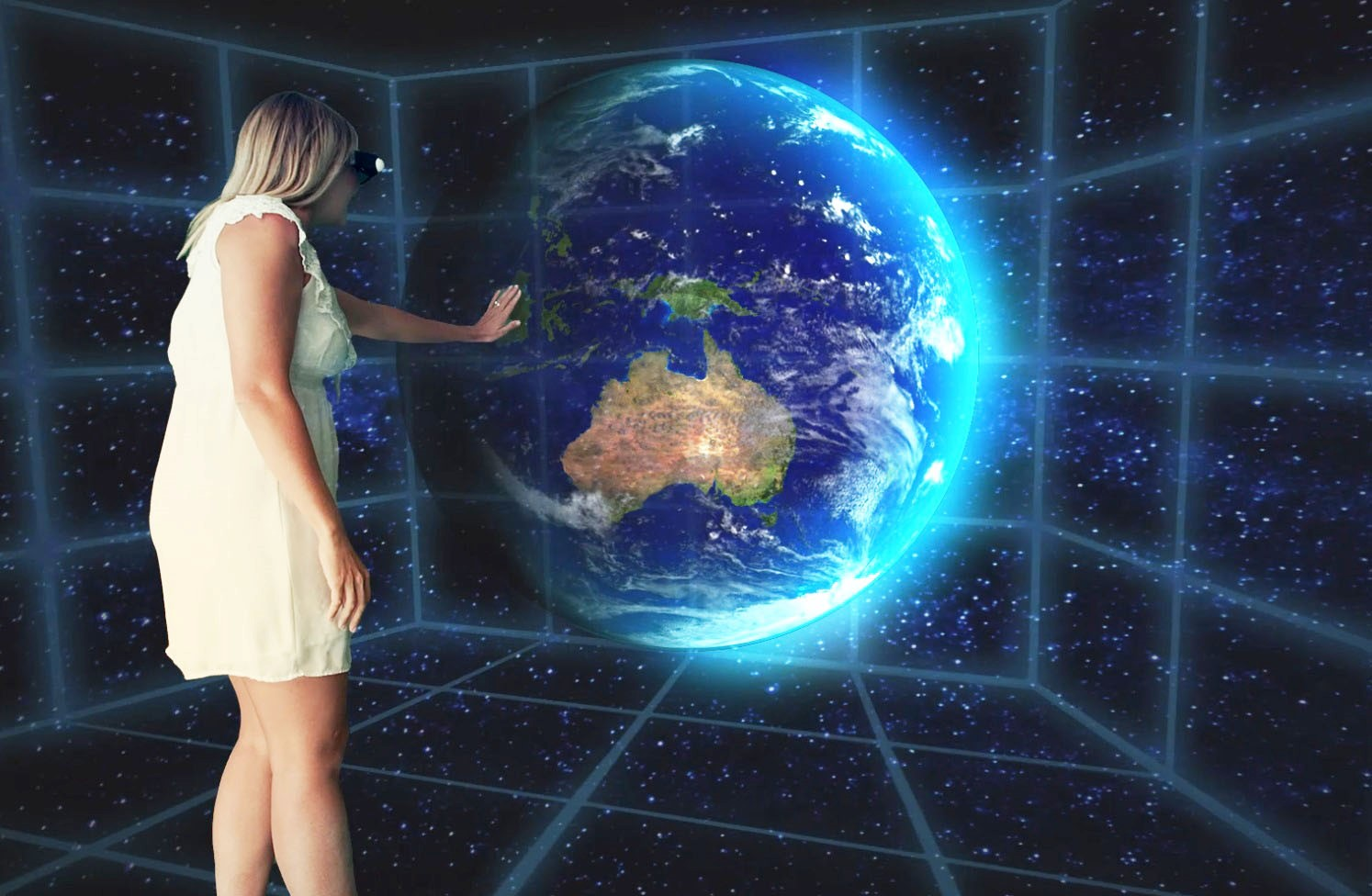 Holograms in education are very powerful and allow your users to explore the world like they otherwise couldn't